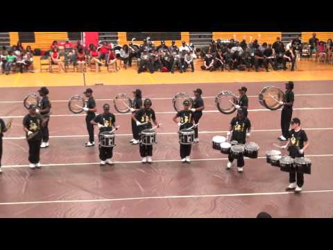 "Highland Springs High School Drumline 2014 ""Heavy Hitters"""