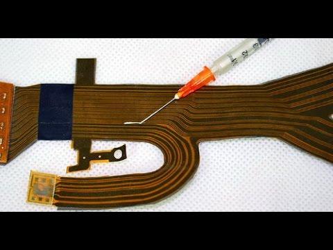 Токопроводящий лак / silver conductive paint