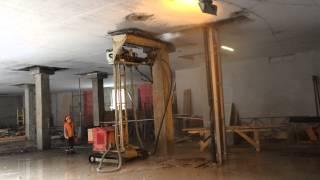 Гидродемонтаж бетона AQUAJET(Гидродемонтаж бетона в Санкт-Петербурге. По вопросам приобретения оборудования для гидродемонтажа 8 800..., 2014-06-30T15:51:08.000Z)