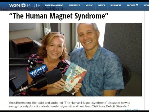 The Human Magnet Syndrome & Codependency Cure Reviewed on Jen Weigel's WGN Podcast
