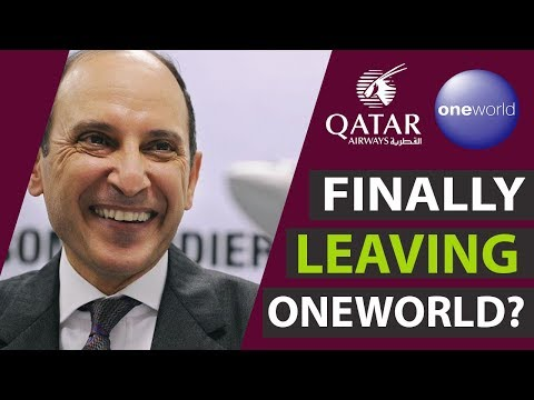 Why Qatar Airways Hates Oneworld Alliance