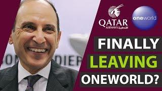 Why Qatar Airways Hates Oneworld Alliance
