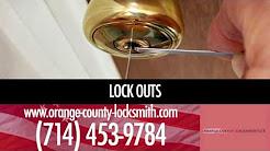 Locksmith Service Orange CA - Orange County Locksmith Guys