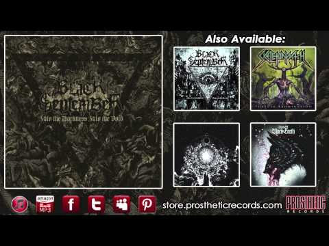 Black September - Solitude (Official Track Stream)