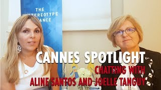 Baixar Cannes Spotlight: Chatting With Aline Santos and Joelle Tanguy