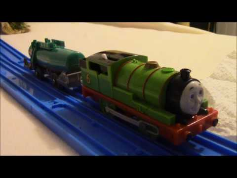 Tomy Trackmaster Remake Letters To Santa Youtube