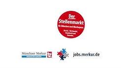 Der Stellenmarkt des Münchner Merkur und der tz - Kinospot