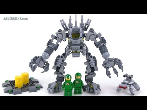 LEGO Ideas Exo Suit 21109 set review!