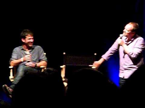 Stargate ChiCon '11 David Hewlett & Joe Flanigan