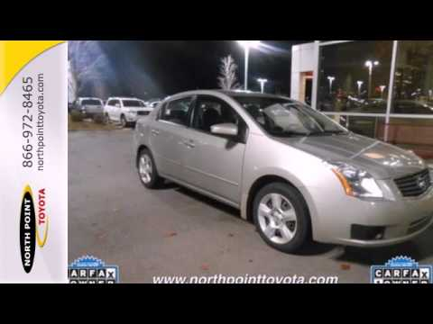 2007 Nissan Sentra North Little Rock AR Sherwood, AR #7L718901 · North Point  Toyota