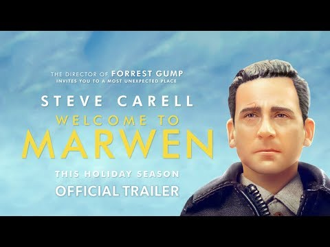 Clobber - Welcome to Marwen: the latest from Steve Carell