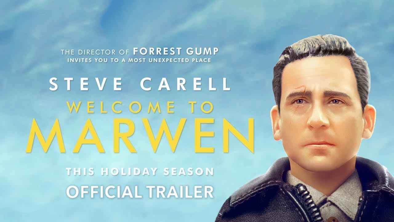 First Trailer for 'Welcome to Marwen' - Starring Steve Carell, Eiza Gonzalez, Diane Kruger, Janelle Monáe, Gwendoline Christie, and Leslie Mann