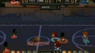 Kidz Sports Basketball Wii