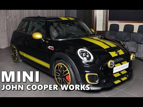2018 Mini Jcw Black Austin Yellow Youtube