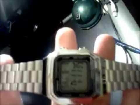 8c68e1a01d9 Retro Casio digital watch review  Hipster Casio a178wa-1a - YouTube