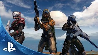 Destiny - Dust Palace Strike Gameplay