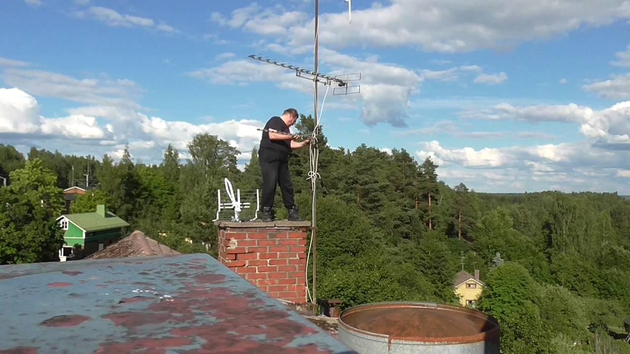 Miten kytkeä CB antenni