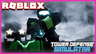 C'EST QUOI CE BOSS !! | Roblox Tower Defense Simulator
