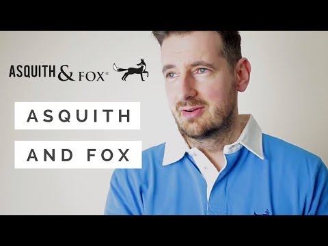 Asquith and Fox Review and Lookbook 🎥 – Rugby Shirts and Chinos.