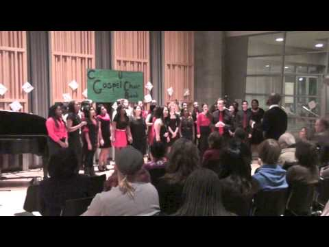 I Almost Let Go - Columbia University Gospel Choir