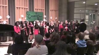 I Almost Let Go - Columbia University Gospel Choir