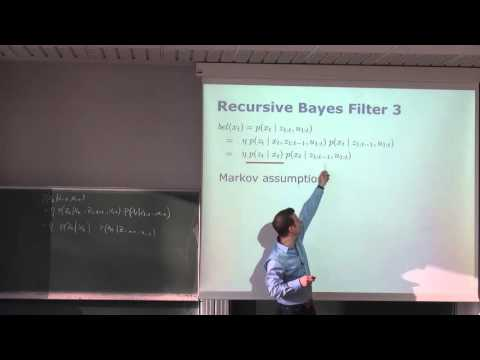 Photogrammetry II - 11 - Bayes Filter and Models (2015/16)