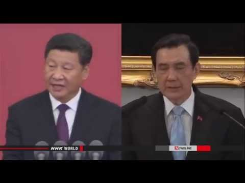 ► Taiwan's Ma stresses importance of meeting with Xi