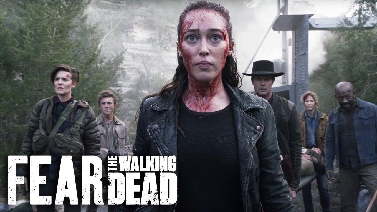 Download Fear the walking dead / Бойтесь ходячих мертвецов  /  Season 6B / Extended Official Trailer