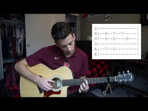 fast car tracy chapman beginner guitar lesson tabs youtube. Black Bedroom Furniture Sets. Home Design Ideas