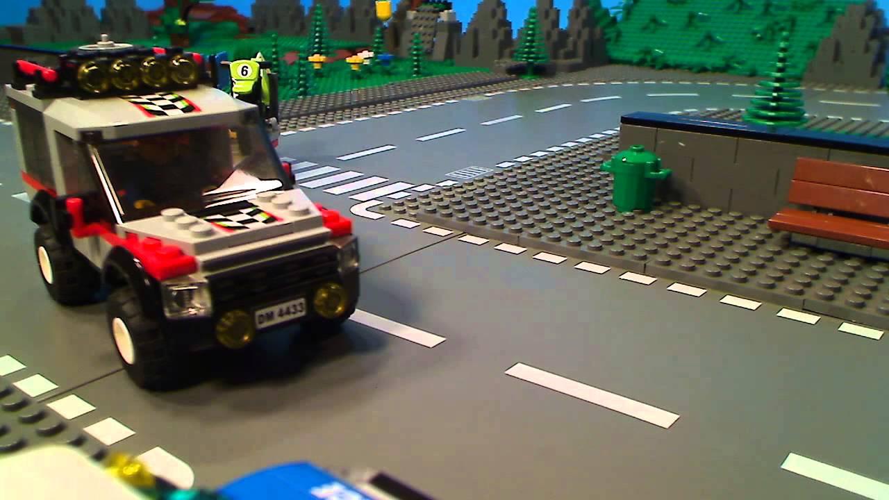 a8717e285 LEGO City film - Honička v Medvědím údolí - YouTube