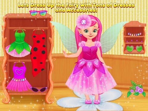 Fairy World - TutoTOONS  Educational Education - Videos Games for Kids - Girls - Baby Android