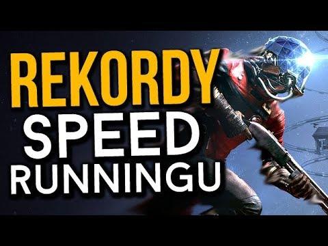 Jak bije się REKORDY speed runningu