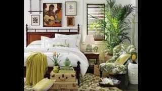Tropical home decorating ideas
