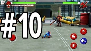 Ultimate Spider-Man: Total Mayhem | iPhone | Gameplay Walkthrough Part 10: Terror In The Bronx