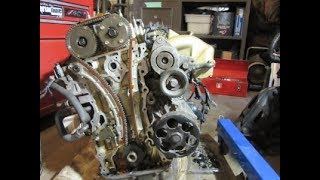 How to Replace K20 Timing Chain & Tensioner