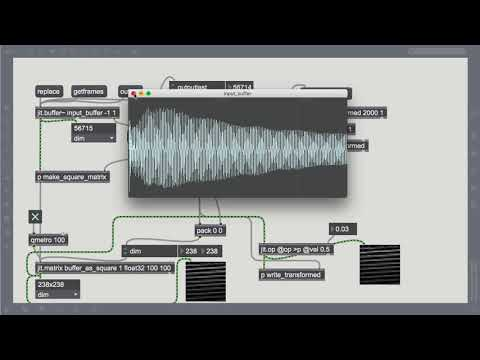 05 Graphical Transformations on Sounds