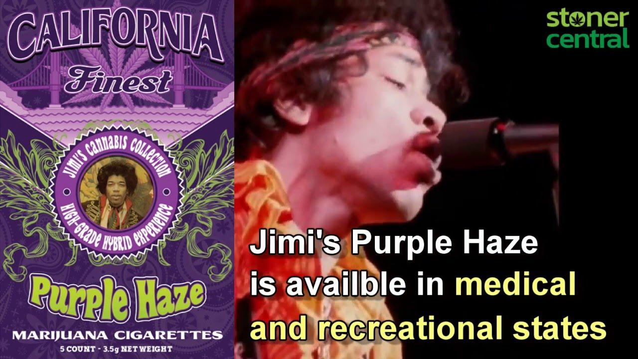 jimi hendrix purple haze weed cigarettes youtube. Black Bedroom Furniture Sets. Home Design Ideas