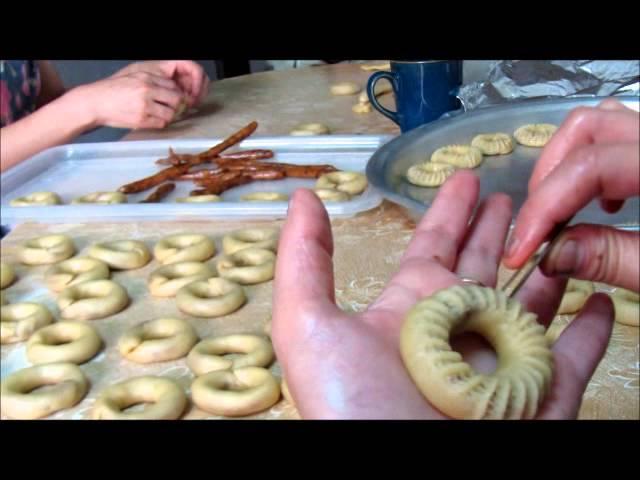 كعك العيد Eid Cookies With Dates Youtube