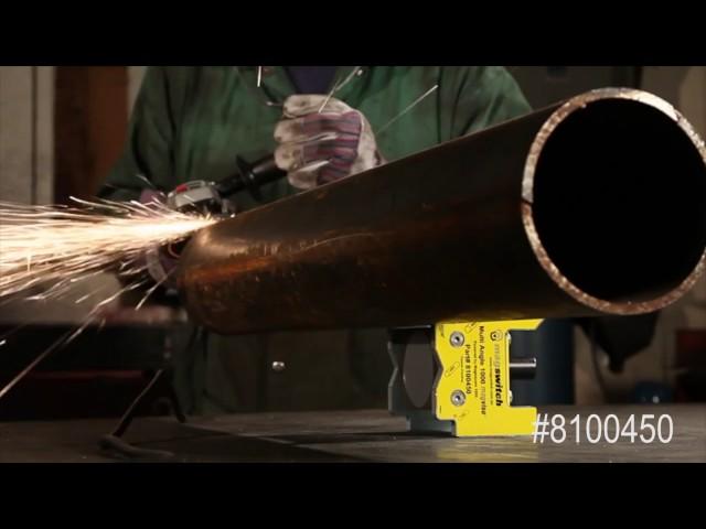 Strumenti angolari Sostituzione dei morsetti tradizionali | Tecnologia Magswitch