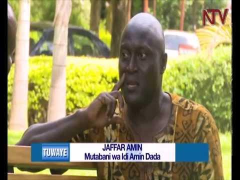 Tuwaye: Jaffar Amin