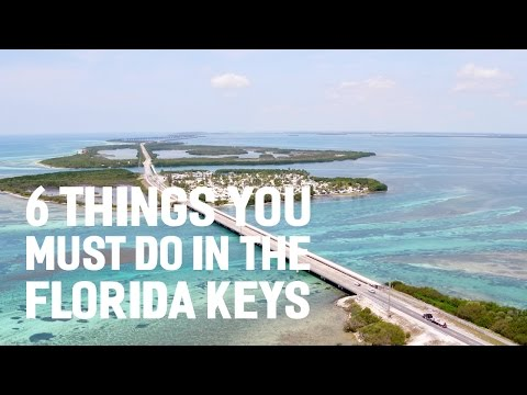 6 Things You Must Do In The Florida Keys