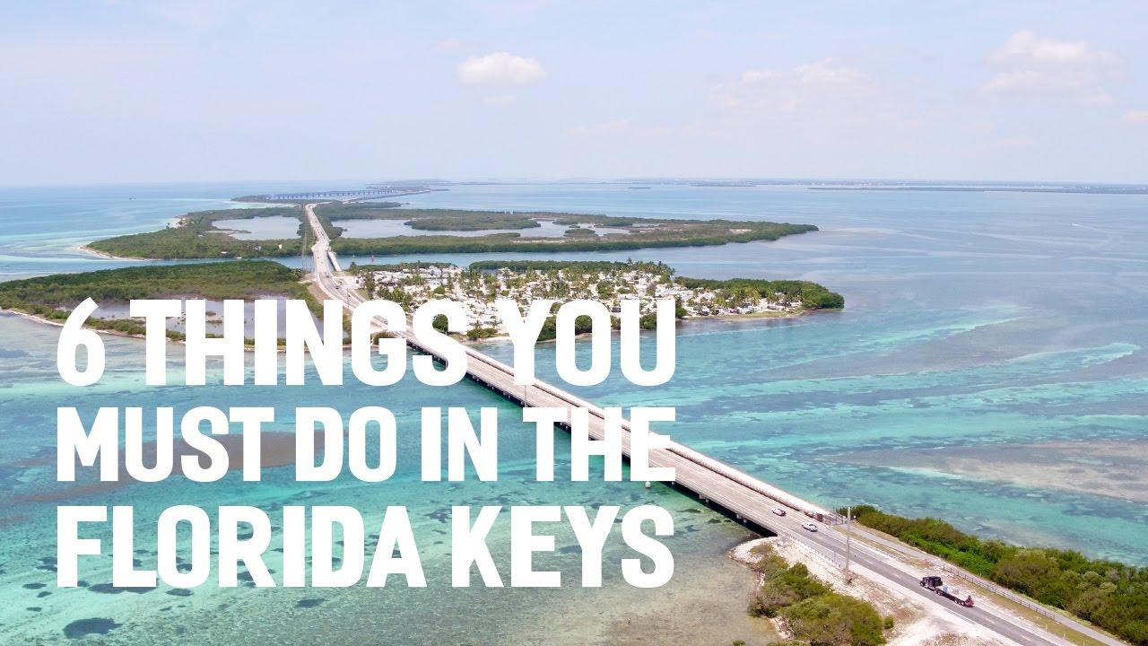 things to do in the keys of florida