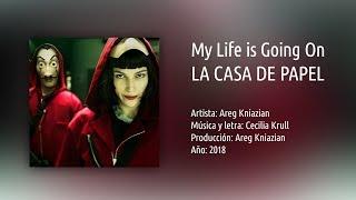 MY LIFE IS GOING ON (La casa de papel / Money Heist) - Cecilia Krull (Areg Kniazian Cover)