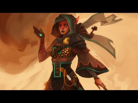 Desert Fantasy Music - Desert of the Sand Elves