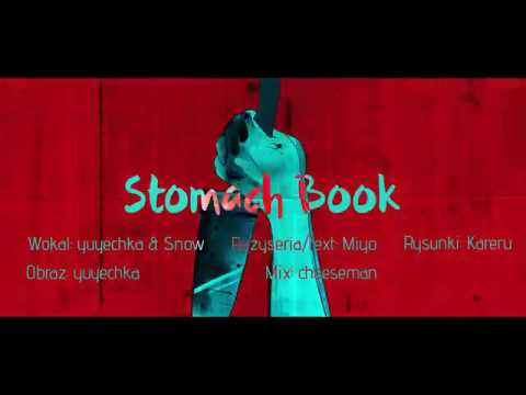POLISH COVER 『Stomach Book』 by Unlimited Pain Works [18+]