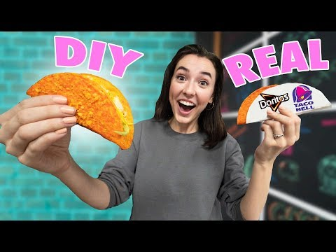 How To DIY Fast Food!