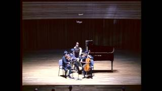 Mendelssohn Piano Trio in D minor IV.Finale: Allegro assai appassionato