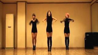 [cover] Be My Baby - Wondergirls (Black Queen)