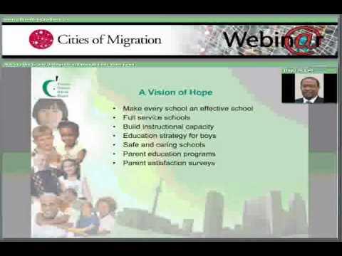 Webinar Part 3: Integration Through Education in Toronto and Zurich - Lloyd Mckell