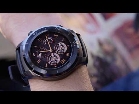 Huawei Watch 2 Classic Review